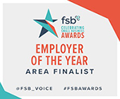 Employer of the year finalist - Platinum Recruitment